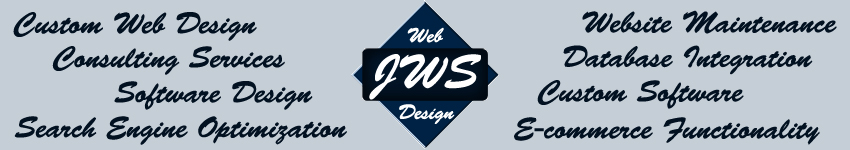 JWS Web Design, Software Consulting, Design, Architecture, Arizona, Az